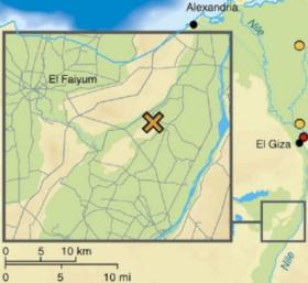 Alexandria datovania Egypt